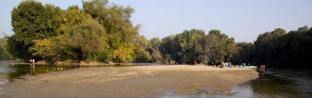 Vízitúra 2019 @ Maros folyó - (Nagylak-Makó)